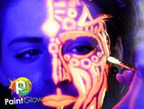 Glow in the Dark Face & Body Paint  _